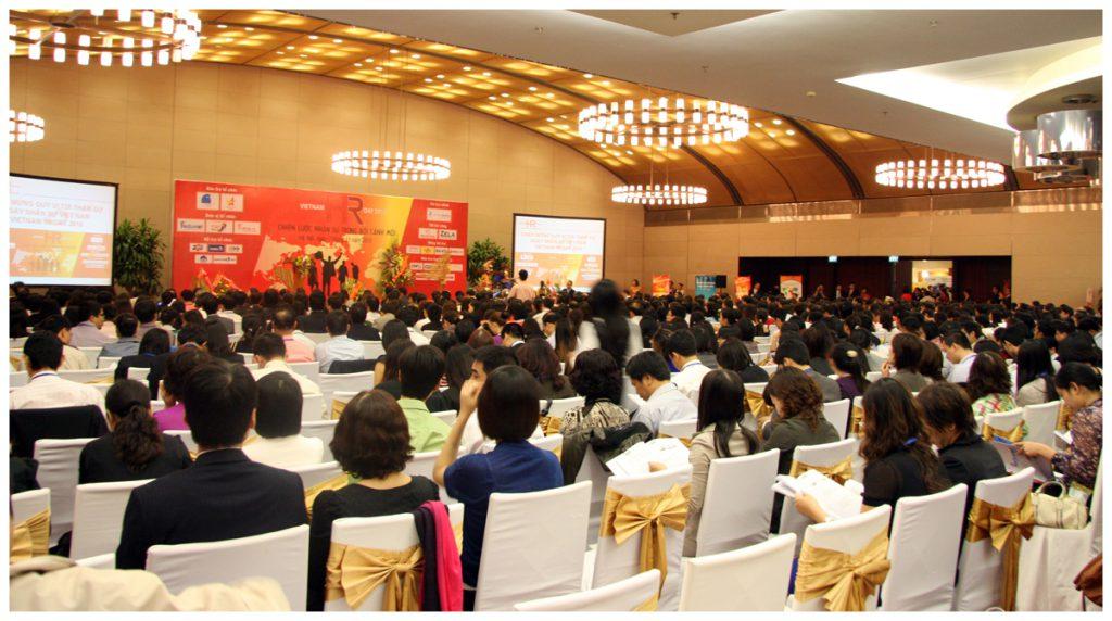 Ngày nhân sự Việt Nam - HRDAY - chất lượng nguồn nhân lực
