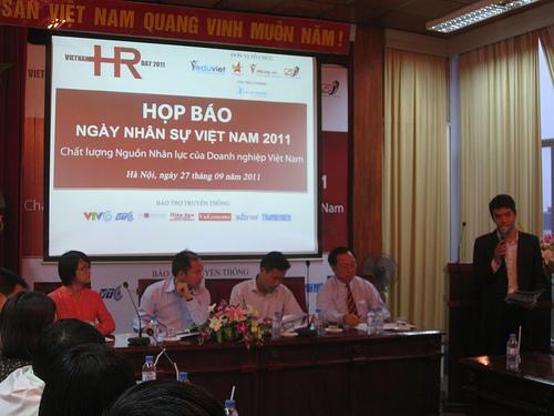 ngày nhân sự Viêt Nam 2012