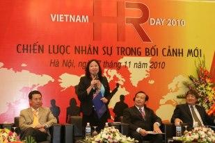 Ngày nhân sự Việt Nam - HRDAY - người lao động