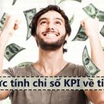 Công thức KPI chỉ số tiền lương