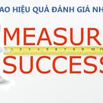 Đánh giá hiệu quả làm việc theo KPIs