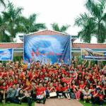 Teambuilding mừng SN HRLink lần 4 thành công rực rỡ