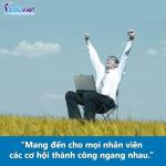 Bí quyết giúp nhân viên hạnh phúc nơi công sở