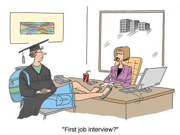 sinh viên thất nghiệp - phỏng vấn tuyển dụng