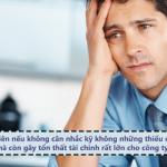 Khi nào nên để nhân viên nghỉ việc