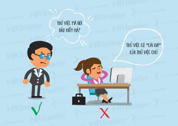 ứng dụng luật lao động