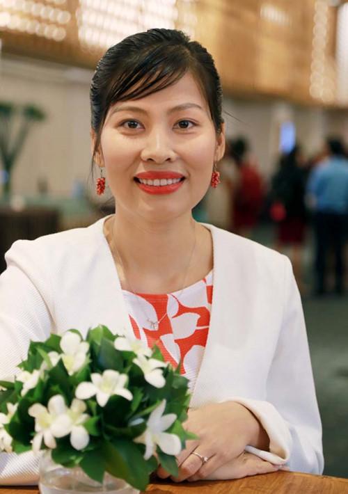 Chị Huỳnh Thụy Mai Phương