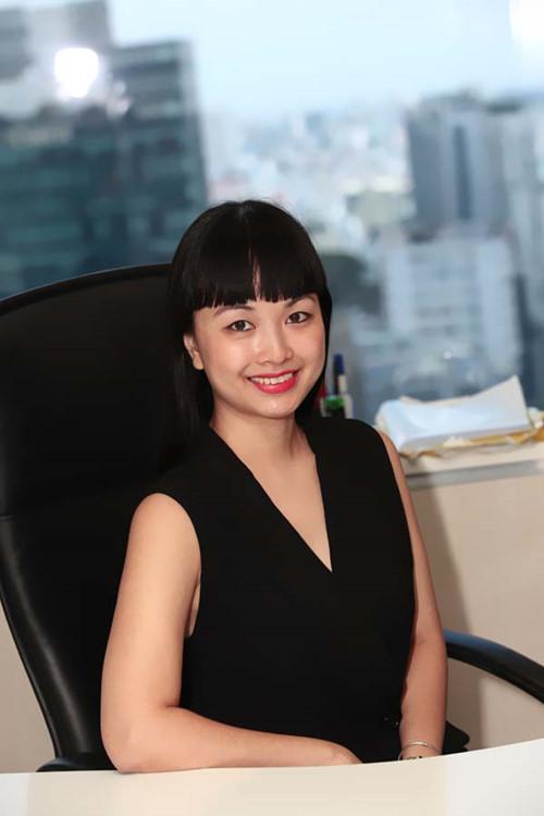 Chị Cáp Thị Minh Trang