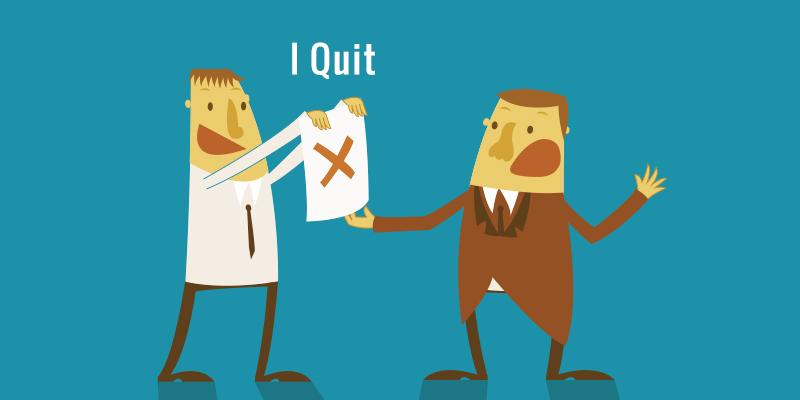 8 lý do nhân viên giỏi bỏ việc