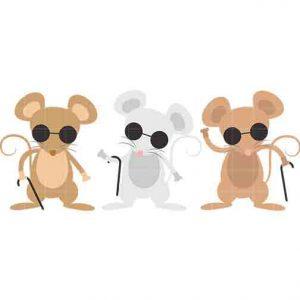 Câu chuyện ba con chuột ăn trộm mỡ