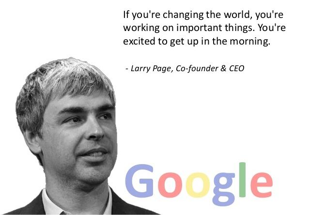 7 Bài Học Đắt Giá Từ CEO Google Alphabet Trong năm 2016